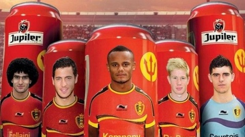 jupiler-belgium-football-stars
