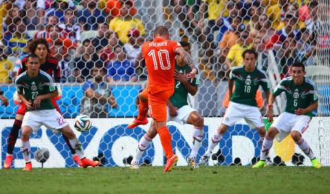 Wesley+Sneijder+Netherlands+v+Mexico+Round+8eXy8RqlbdFl